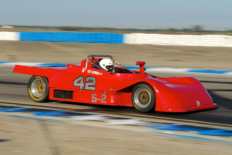 1984 Tiga S2000, Bob Phillips.