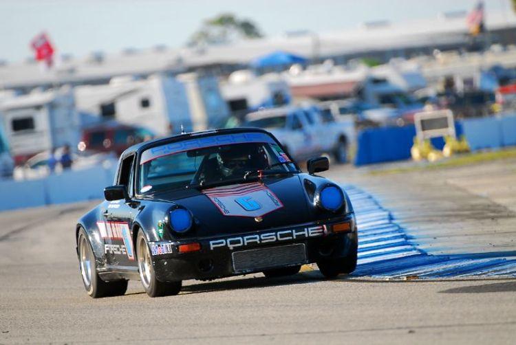 Bob Bagby- 1985 Porsche 911.
