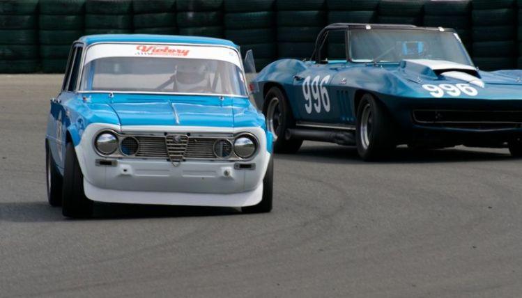 Giulia TI Corvette