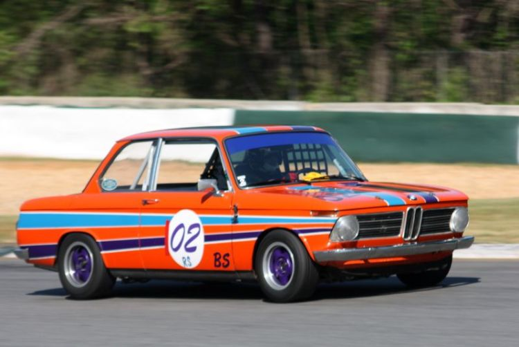 Garron Haycock, BMW 1600