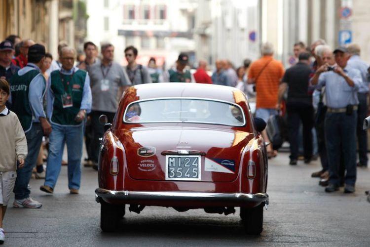 1954 Fiat 1100 TV GT