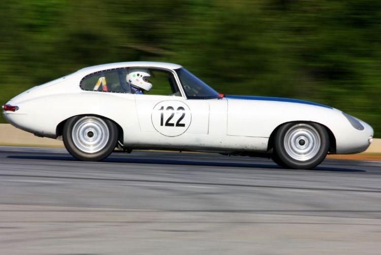 Howard Turner, 65 Jaguar E Type