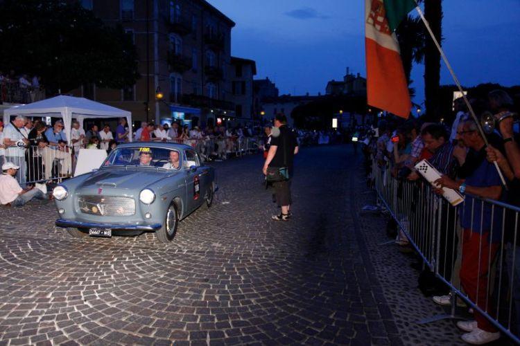 1955 Fiat 1100 TV GT