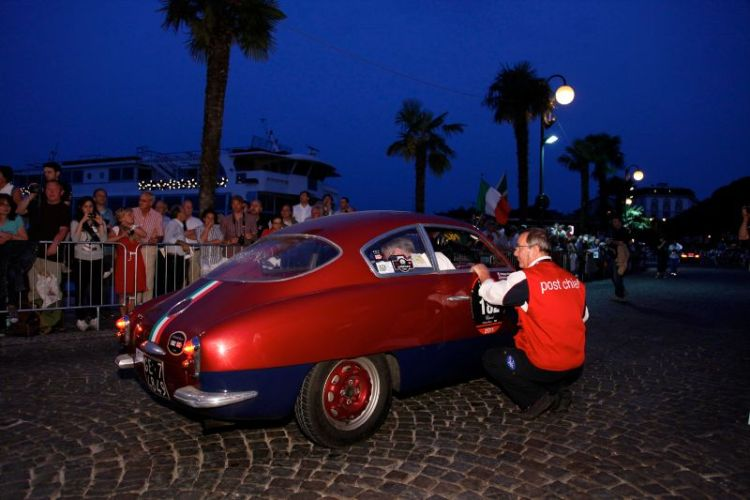 1954 Fiat 1100 Coupe