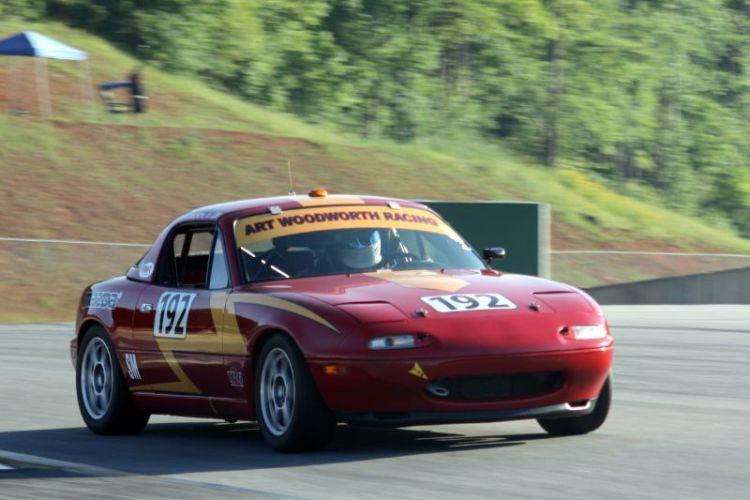 Art Woodworth, 92 Mazda Miata