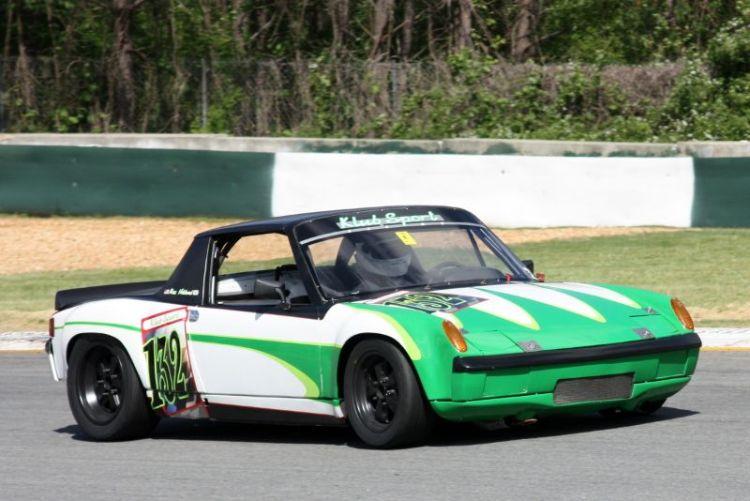 Russell Hibbard. 70 Porsche 914/6