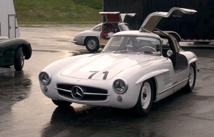 300 SL White