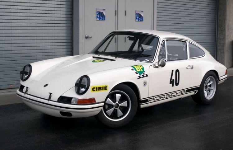 Porsche 911TR