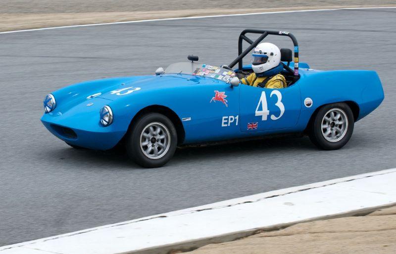 Elva Courier Mk 1