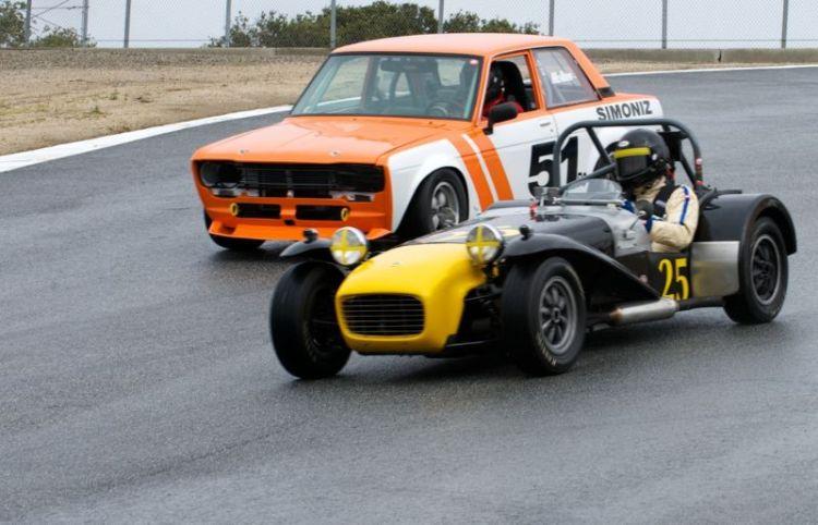 Lotus S7, datsun 510