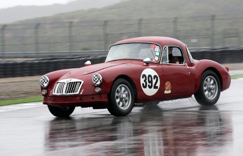 MG A 1600 1959