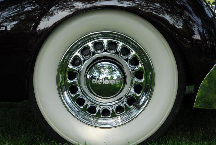 1938 DeLage D8-120S John W. Rich, Sr.
