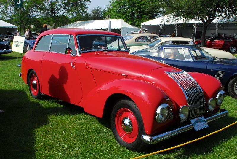 1951 Allard P1 Competition Series . Taylor- Constantine Fund.