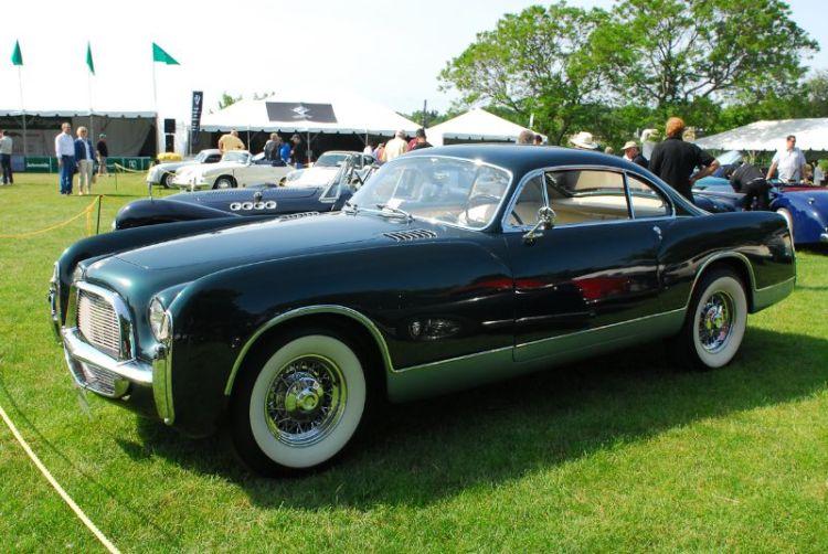 1952 Chrysler Prototype. Michael Schudroff.