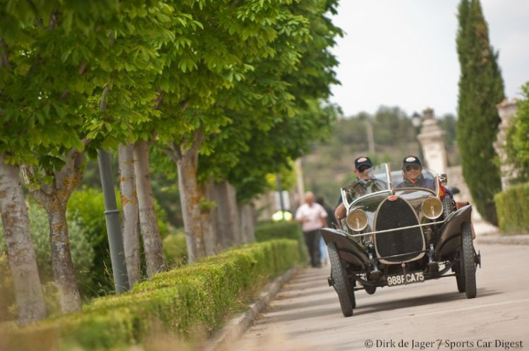 1926 Bugatti T22 sn 2660