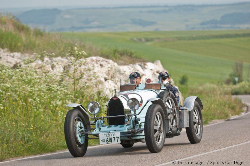 1928 Bugatti T35A sn 4700