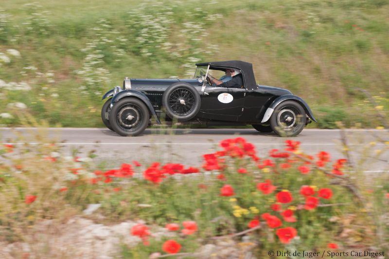 1928 Bugatti T44 sn 44415