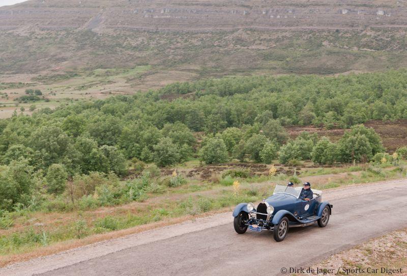 1929 Bugatti T43 sn 43268