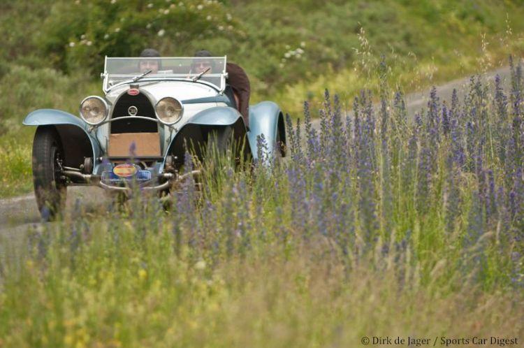 1931 Bugatti T55 sn 55222