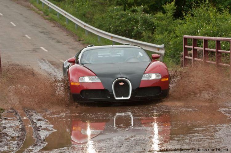 2005 Bugatti Veyron