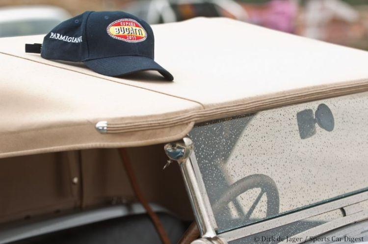 Bugatti Tour Hat on T40
