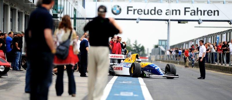 Williams-Renault FW15C F1