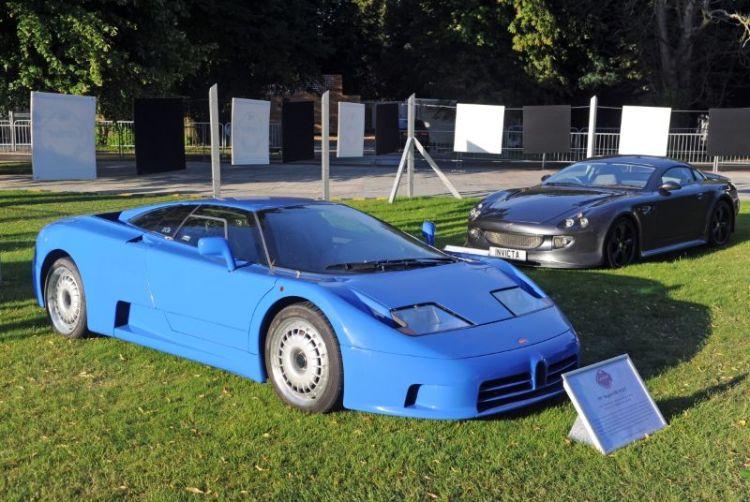 1991 Bugatti EB110 GT