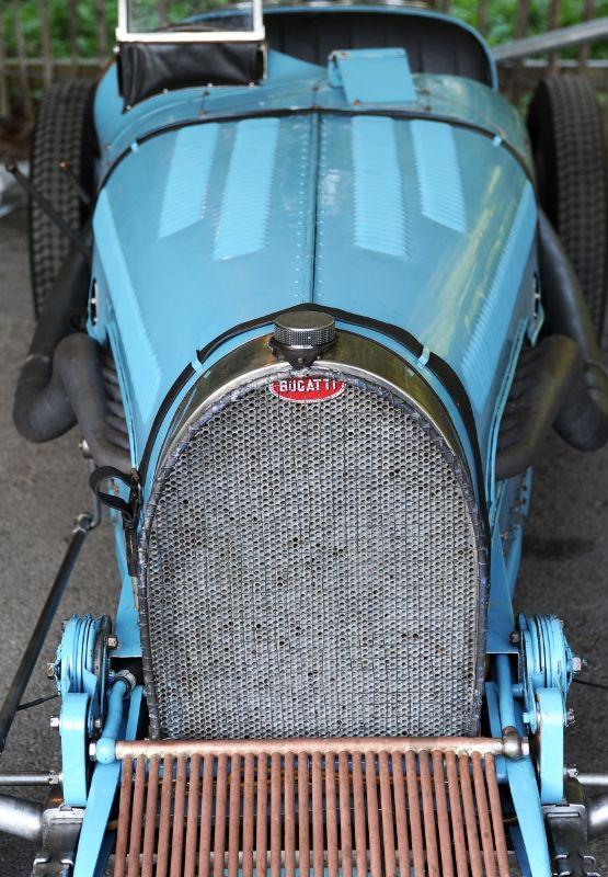 1924 Bugatti Type Detail