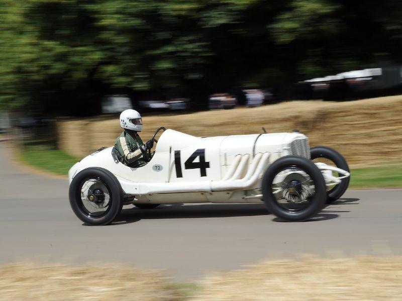 1923 Mercedes Indianapolis