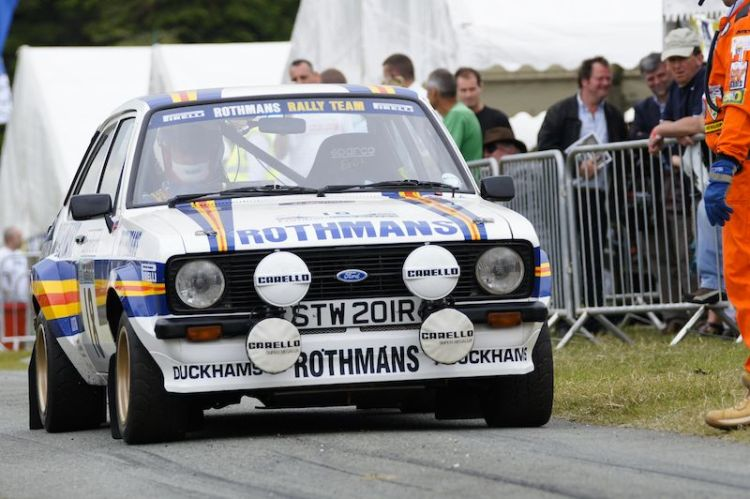 Ford Escort RS1800 Rothmans Rally Car