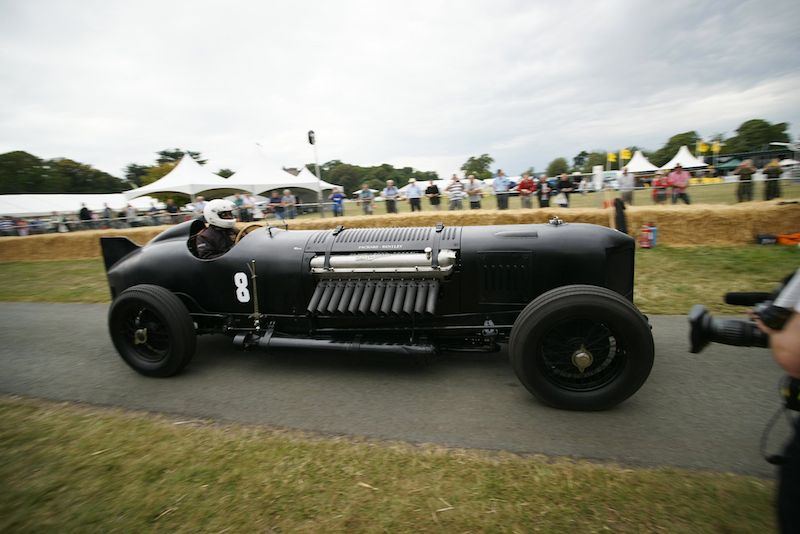 Cholmondeley Pageant of Power 2011 - Report, Results and Photos