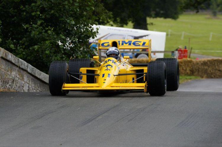 Camel Team Lotus Lamborghini F1