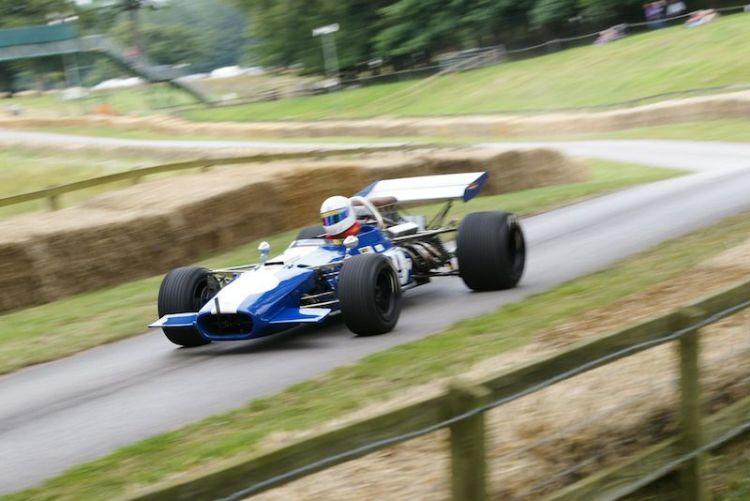 Tyrell 002, ex-Jackie Stewart