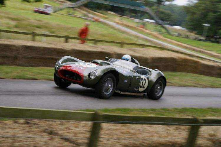 Allard Farrallac Sports Racer