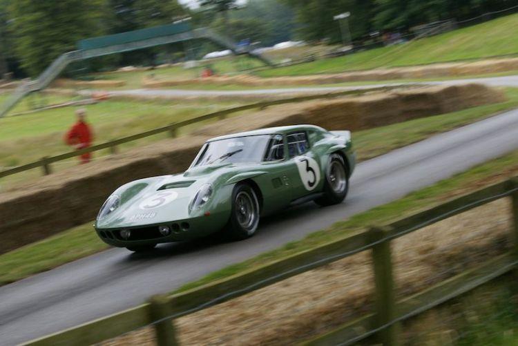 Works AC Le Mans Coupe
