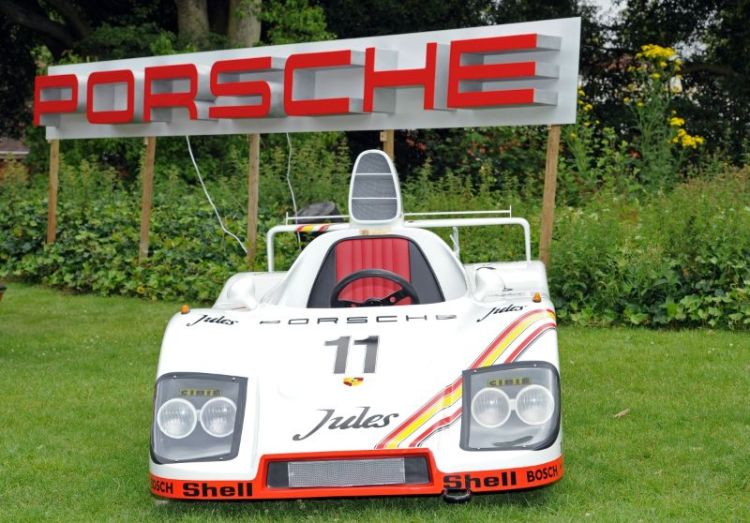 Porsche 936 won Le Mans in 1981