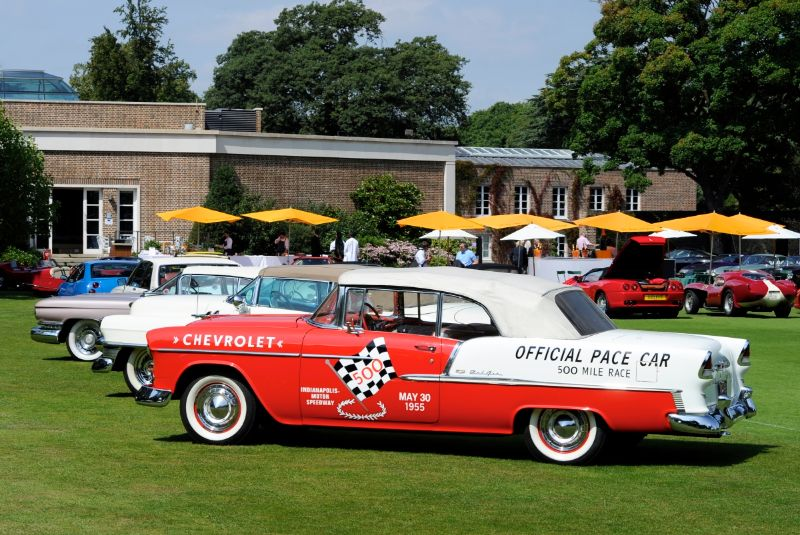 1955 Chevrolet Indy 500 Pace Car