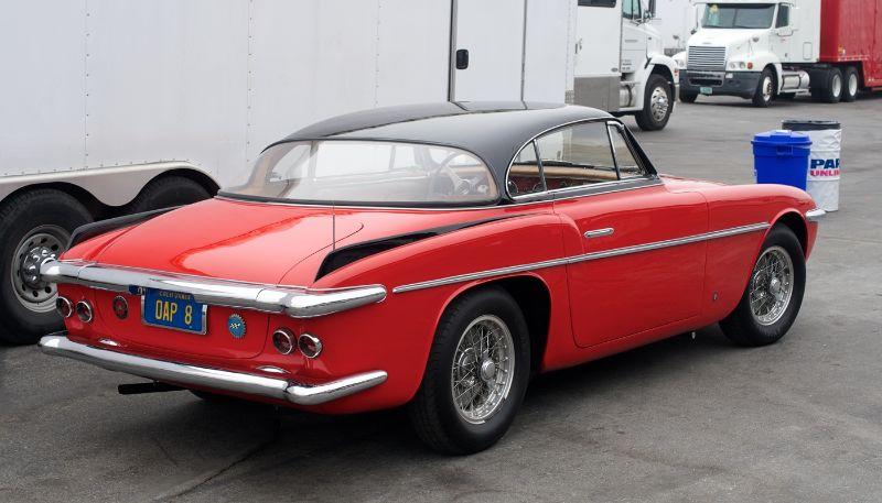 1954 Ferrari 212 Vignale