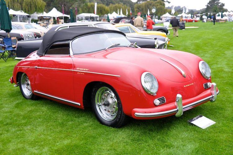 1955 Porsche Carrera 1500 GS Speedster, Jay Moyes