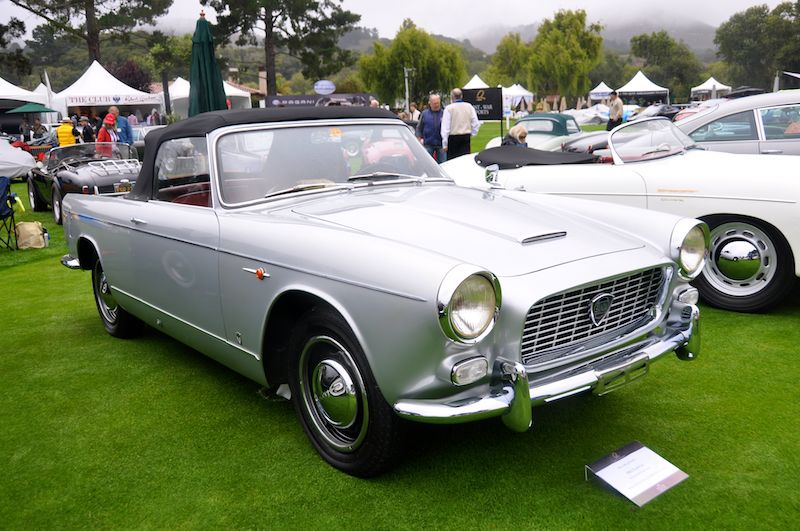 1962 Lancia Appia Convertible, Mike McConnell and Mike Baum