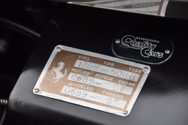 1957 Ferrari 250 GT LWB Competizione Zagato, Rick Nash