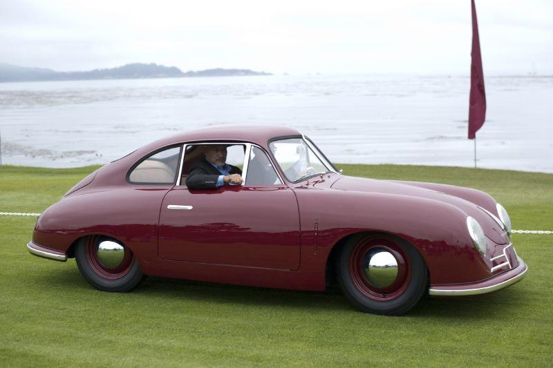 1949 Porsche 356/2 Coupe, Hans-Peter Porsche