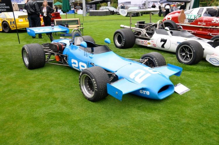 1969 Brabham BT29, Malloy Foundation