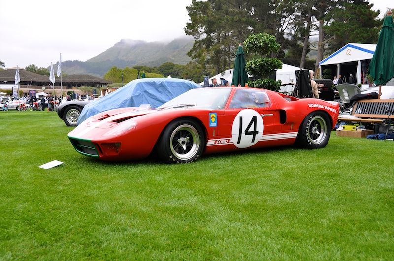 1966 Ford GT40 Mk 1, Henry Davis