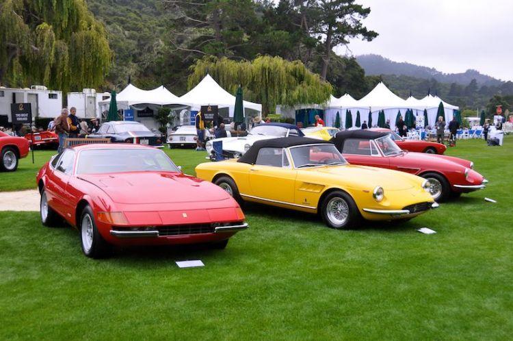 Quail Motorsports Gathering 2011