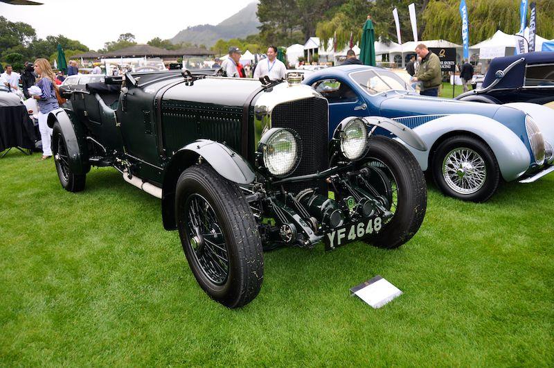 1927 Bentley 6.5 Litre