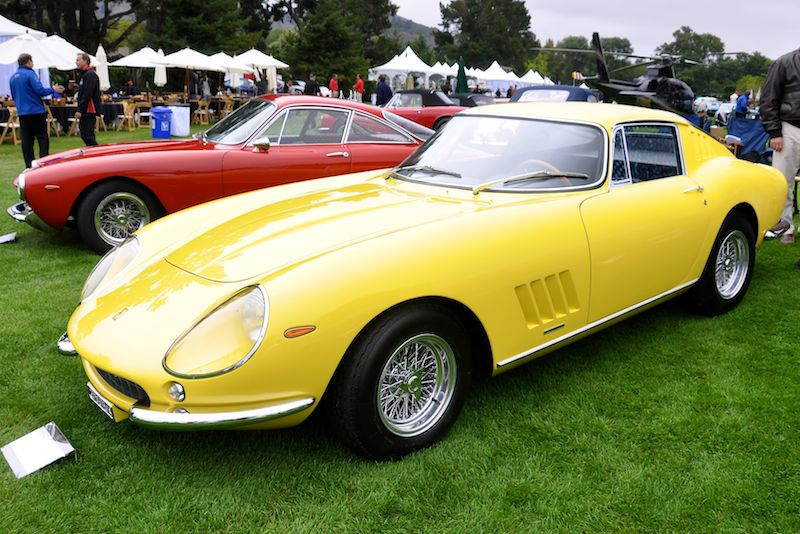 1967 Ferrari 275 GTB/4 Alloy, Tom Price