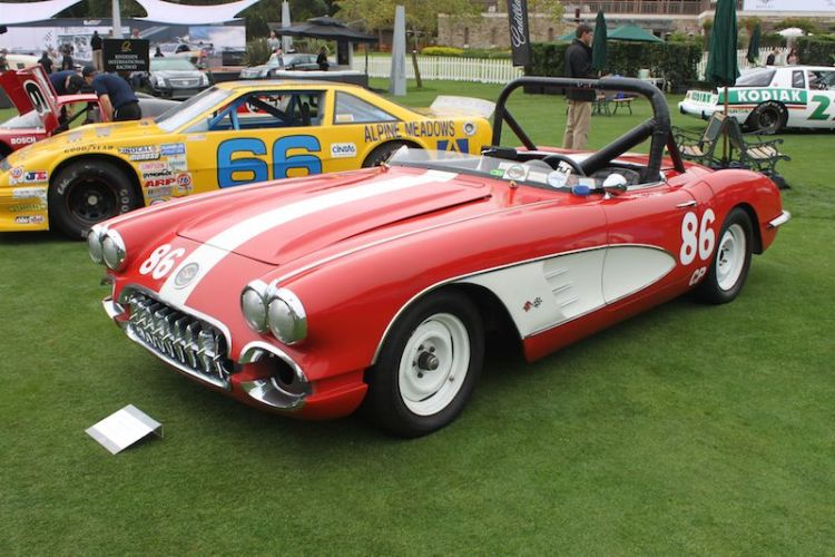 1959 Chevrolet Corvette, Andy Salvaggio