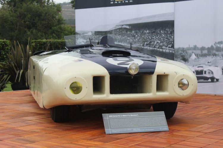 1950 Cadillac Series 61 Le Mans 'Le Monstre'