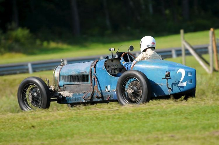 1931 Bugatti Type 37 Special, Sandy Leith.